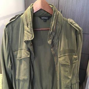 Buffalo army style jacket